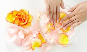 HÖFhair & nails: Wellness-Maniküre im Studio HÖFhair & nails (bis zu 56% sparen*)