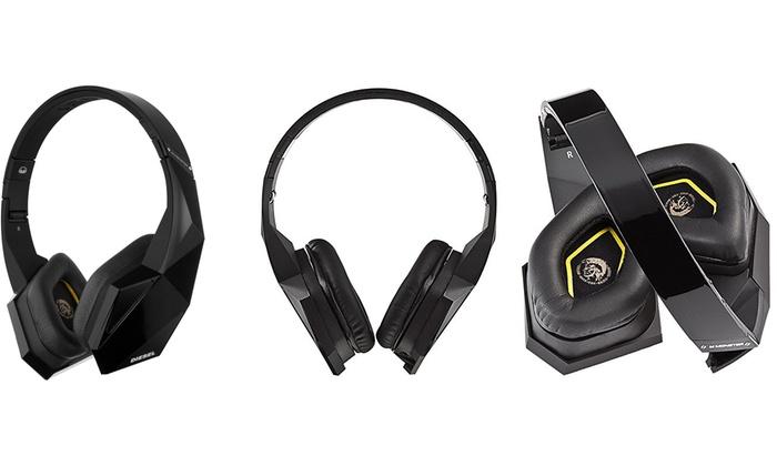 Monster diesel vektr in ear headphones review