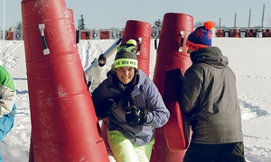 Dead End Race: Entry to the 5K Polar Hero Race (Up to 56% Off), 4 Dates and 4 Locations