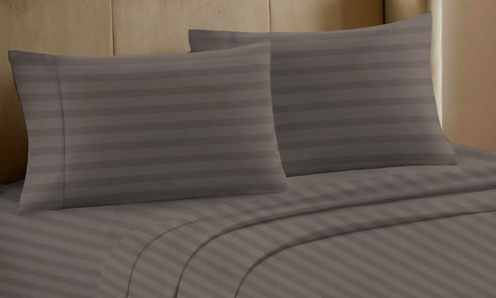 1000-Thread-Count Hotel Grand Cotton Rich Sheet Sets: 1000-Thread-Count Hotel Grand Cotton Rich Sheet Sets. Limited Time Pricing.