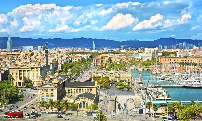 Groupon Barcellona Volo E Hotel