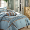 Tacoma Ruched Comforter Set with Sheet Set Included (11-Piece)