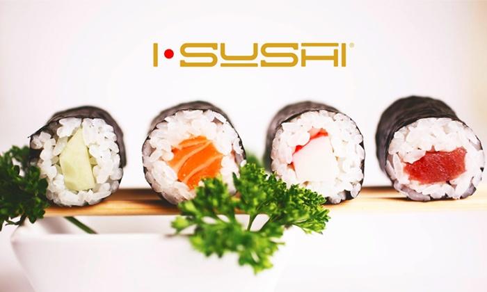 I Sushi Peschiera del Garda  - Peschiera del Garda: I Sushi - Menu Sushi Gourmet per 2 persone con selezione di sushi e e bollicine (sconto fino a 66%)