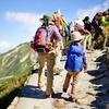Ruta de extreme trekking