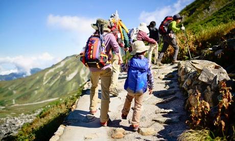 """Ruta de extreme trekking """"El Caminito del Lobo"""" para 2 o 4 personas desde 29,90 € con Sierra Morena Active"""