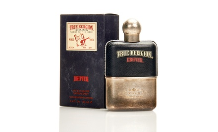 Drifter by True Religion Men's Eau de Toilette; 3.4 Fl. Oz. Spray Bottle