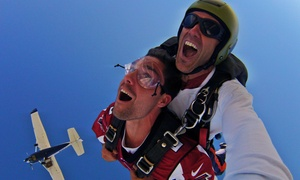 Maryland Skydiving Center: $144 for a Tandem Skydiving Experience with $30 Photo Credit at Maryland Skydiving Center ($339 Value)