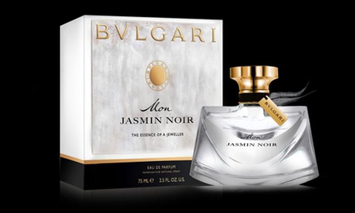 Bvlgari Mon Jasmin Noir Perfume: $39 for a 2.5-Ounce Bottle of Bvlgari Mon Jasmin Noir Eau de Parfum Spray ($105 List Price)