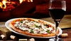 Moonstruck Pizza & Beer - Moonstruck Meadery: $17 for a Meadery  Visit  with Mead, Souvenir Glasses, and Pizzas at Moonstruck Meadery ($33.50 Value)