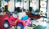 Up to 55% Off at Bananas Salon for Kids