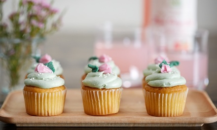 One, Two, or Three Dozen Cupcakes at Infused Cupcakes (Up to 47% Off)