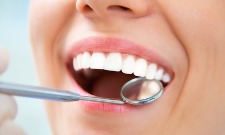 $49 for a Dental Exam and Full-Mouth X-rays at You Smile Dental ($175 Value)