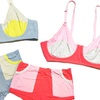 Spreegirl New Rave Underwire Bras and High-Waisted Panties