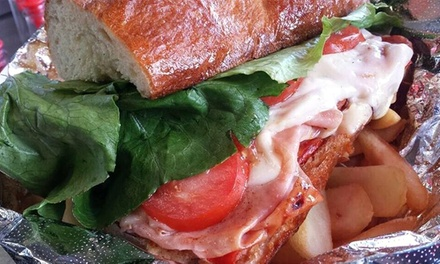 Italian Lunch or Dinner for Two or Four People at Big Guido's (Up to 53% Off)