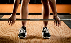 Monster House Gym: $143 for $260 Worth of Services at The Monster House