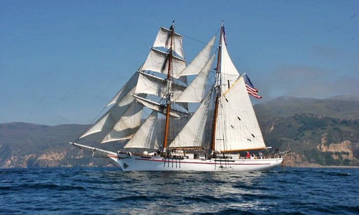 Tallships Festival LA - Central San Pedro: Single-Day Pass to the Tallships Festival LA for Two, Four, or One on August 20–22 (Up to $17 Off)