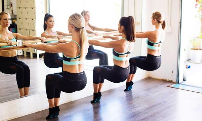 Xtend Barre - Multiple Locations: Two Weeks of Unlimited Barre Classes or Five Barre Classes at Xtend Barre (Up to 68% Off)