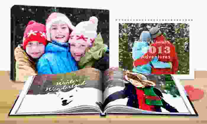 Picaboo: Customizable Photo Books, Canvas Prints, Collage Posters and Enlargements from Picaboo (Up to 70% Off)