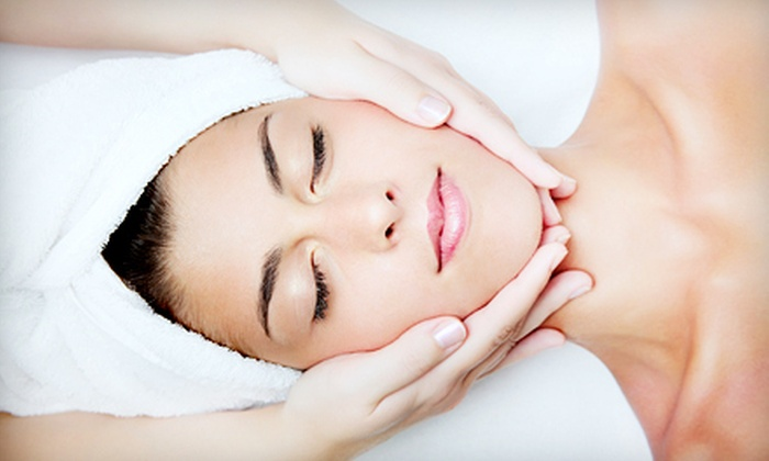Beauty on Display - Saint Charles: One or Three Body Wraps and Facials at Beauty on Display (Up to 71% Off)