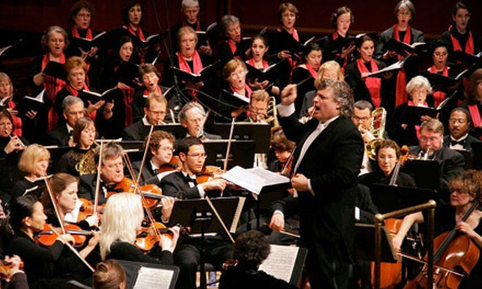 """J.S. Bach & Sons, Inc."" presented by Masterworks Chorale - Mid-Cambridge: Two Tickets to ""J.S. Bach & Sons, Inc."" by the Masterworks Chorale at Sanders Theatre in Cambridge on March 16 at 8 p.m."