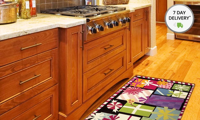 Holiday Kitchen Floor Mat: Holiday Kitchen Floor Mat. Multiple Styles Available. Free Shipping and Returns.