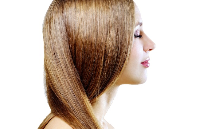 Unique Salon & Spa - Multiple Locations: Haircut with Option of Color or Partial or Full Highlights at Unique Salon & Spa (Up to 61% Off)