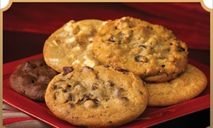 Mrs. Fields Cookies: $12 for $20 Worth of Mrs. Fields Cookies at Mrs. Fields Cookies