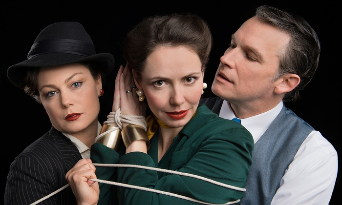 """Lasso of Truth"" - Mill Valley: ""Lasso of Truth"" at Marin Theatre Company on Select Dates, February 26–March 6 (Up to 47% Off)"