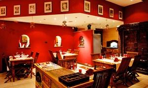 Shri Ganesh Indian Restaurant: Menu indiano di 8 portate a scelta in zona Crocetta (sconto 65%)