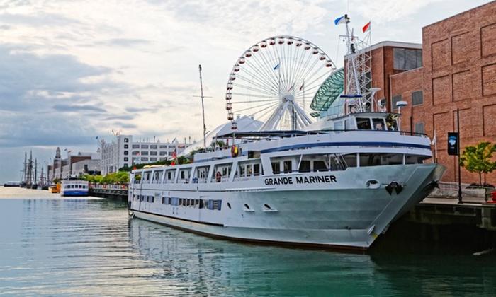 Groupon chicago cruise