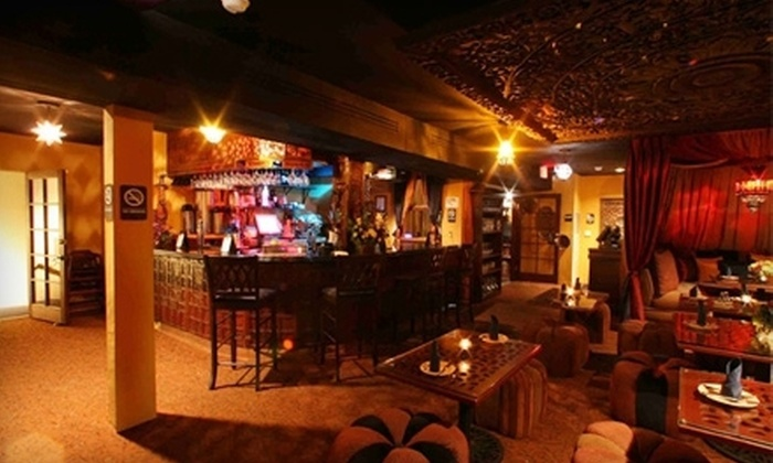 Koal Hookah Lounge - Slippery Rock: Hookah, Appetizers, and Drinks at KOAL Hookah Lounge (Half Off). Two Options Available.