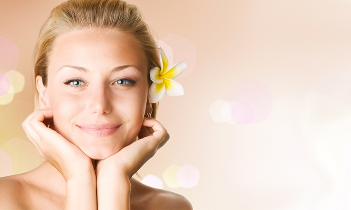 Skin Logic - Northwest Austin: One Nonsurgical Facelift with Peptide Infusion at Skin Logic Austin (Up to 48% Off)