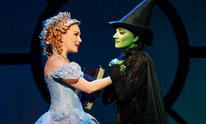 """""""Wicked"""" - Chrysler Hall: Wicked at Chrysler Hall (Up to 30% Off). Six Showtimes Available, November 26–December 4."""