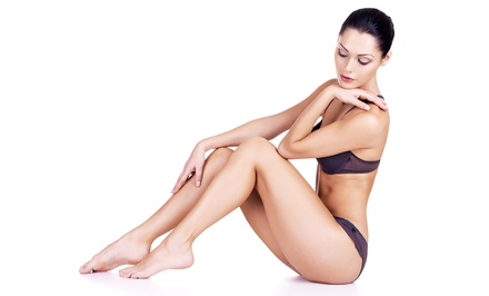 6 Laser Hair-Removal Treatments on Small, Medium, or Large Area at Center for Anti-Aging & Laser (Up to 86% Off)