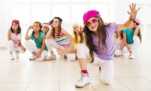 Mady's Dance Factory: Four Children or Adult Dance Classes at Mady's Dance Factory (Up to 56% Off)