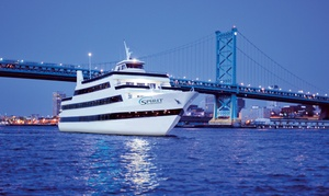 "Three-hour Dinner Cruise Aboard ""spirit Of Philadelphia"" On A Weekday Or Weekend (up To 40% Off)"