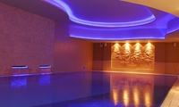 Spa Package with Three Treatments and Herbal Tea at Royal Marine Hotel (Up to 36% Off)