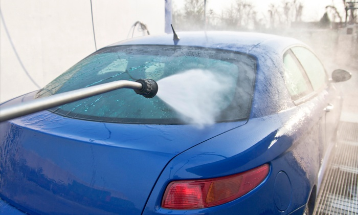 Island Car Wash - Centereach: $37.50 for Three Months of Unlimited Exterior Car Washes at Island Car Wash ($75 Value)