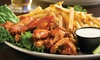 40% Off at Timbers Bar and Grill