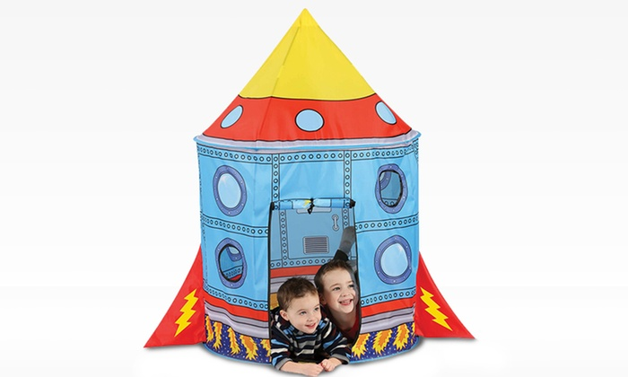 Etna Products Company: Rocket Ship Tent with Carry Case
