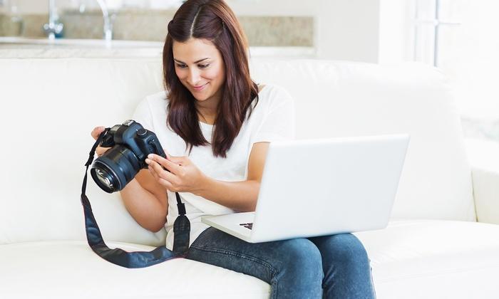 "Creating Great Portraits with your DSLR: $29 Online ""Creating Great Portraits with Your DSLR"" Class from Tender Mercies Studio ($250 Value)"