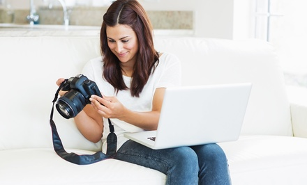 "$29 Online ""Creating Great Portraits with Your DSLR"" Class from Tender Mercies Studio ($250 Value)"