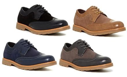 Giraldi Parma Men's Oxford Shoes