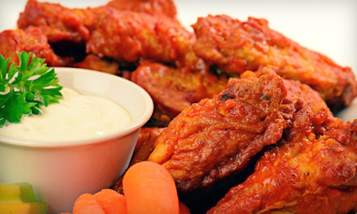 McFadden's Pittsburgh - North Side: $12 for $25 Worth of Pub Fare at McFadden's Pittsburgh