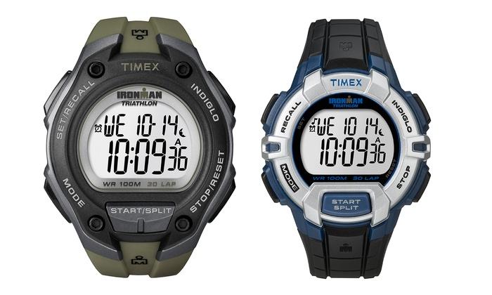 timex men s sport watches best watchess 2017 timex men s ironman 30 lap sport watch groupon
