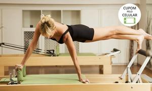 Camilo Brabo Studio de Pilates: Camilo Brabo Studio de Pilates – Batista Campos: 1 mês de pilates