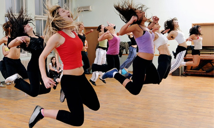 Kenyatta & Co. Studio - Mason Center: 5 or 10 Zumba Classes at Kenyatta & Co. Studio (Up to Half Off)