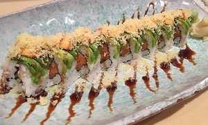 Sala Thai Sushi U&U Street: $22 for $40 Worth of Thai Food and Sushi at Sala Thai Sushi U&U Street