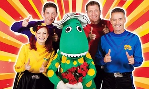 The Wiggles: Ready, Steady, Wiggle! Tour On Friday, September 5 (up To 37% Off)