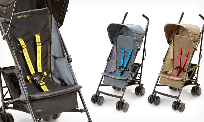 Baby Cargo Series 100 Strollers: $79.99 for a Baby Cargo Series 100 Stroller ($109.99 List Price). Multiple Colors Available. Free Shipping and Returns.
